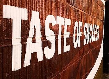 Taste of Success