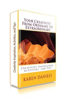 Karen's Creativity Book