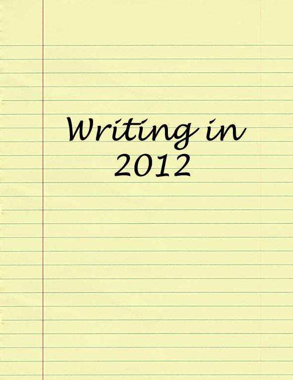 writing2012